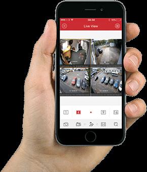 CCTV Phone App