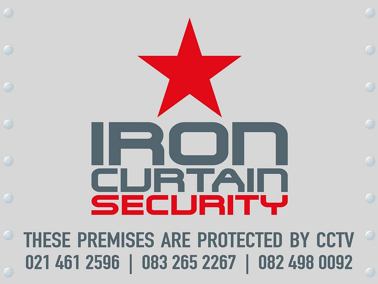 iron curtain security, About