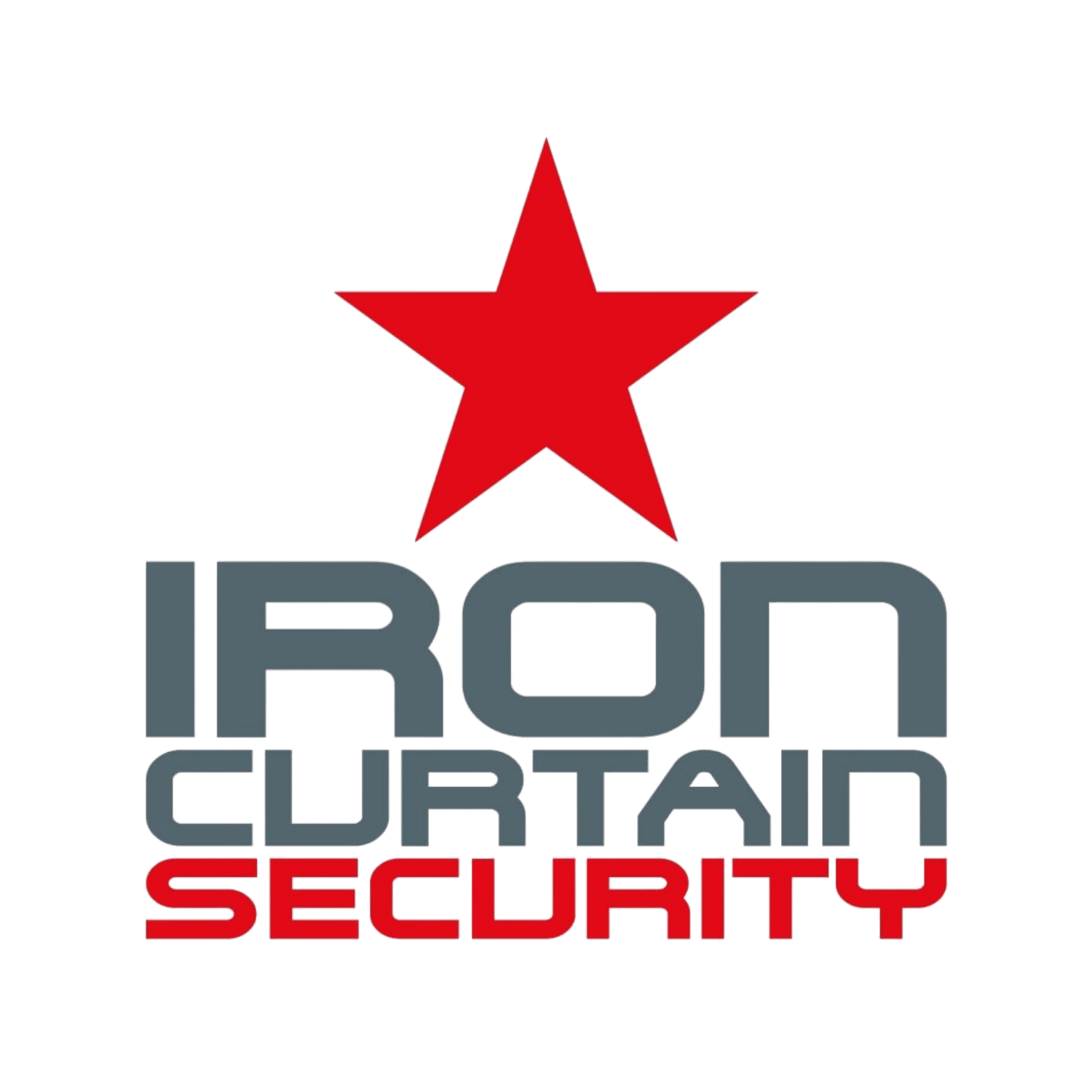 Iron Curtain Security Logo Trans