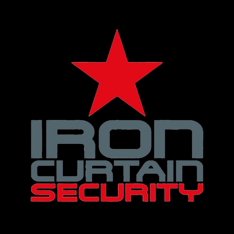 Iron Curtain Security Logo Trans