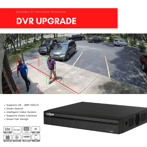DVR Upgrade