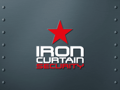 Iron Curtain Security